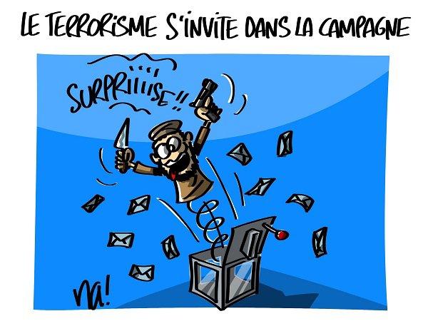 """Spécial """"Le terrorisme s'invite dans la campagne..."""" - Image n° 2/2 !..."""