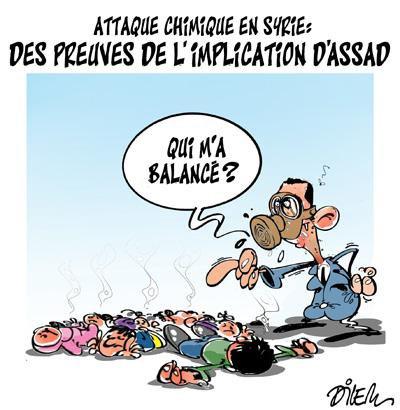 """Spécial """"Attaque chimique en Syrie : des preuves """"irréfutables"""" sur l'utilisation du gaz sarin..."""" - Image n° 2/2 !..."""