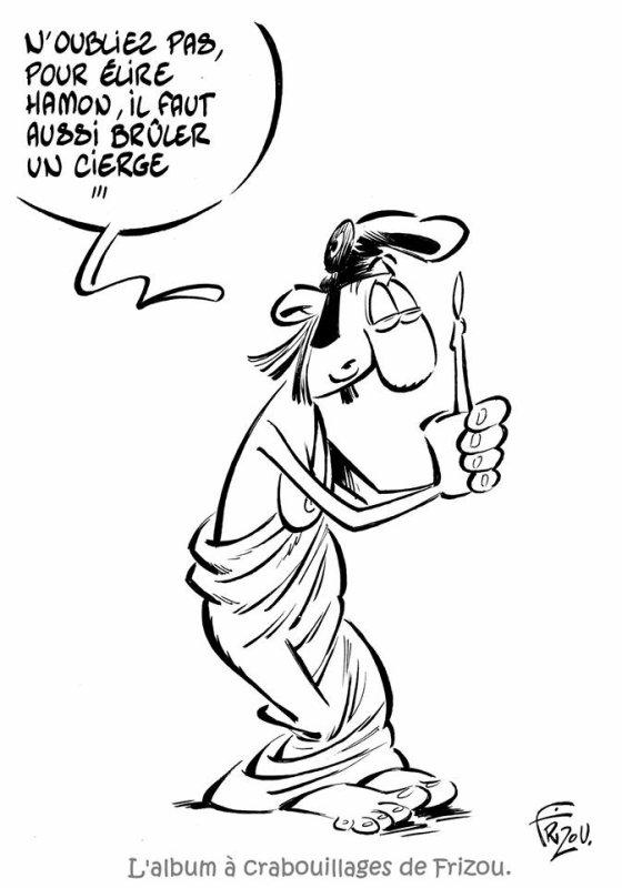 """Spécial """"L'album à crabouillages de Frizou dessinateur..."""" - Dessin n° 2/5 !..."""