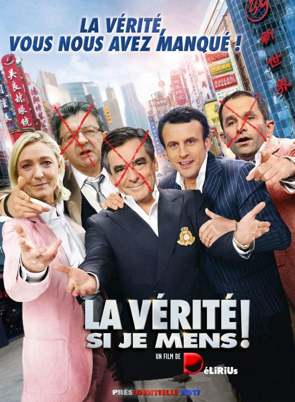 """Spécial """"Présidentielle : premier tour, en France, avant & après les résultats..."""" - Image n° 2/2 !..."""