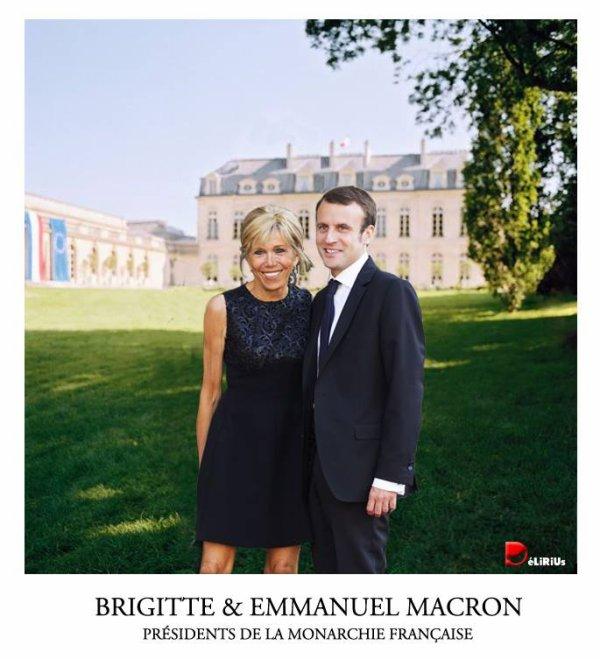 """Spécial """"Macron et Le Pen au second tour de l'élection présidentielle..."""" - Image n° 2/2 !..."""