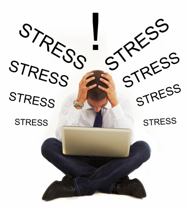 "Spécial ""STRESS & BURN-OUT..."" - Image n° 1/2 !..."