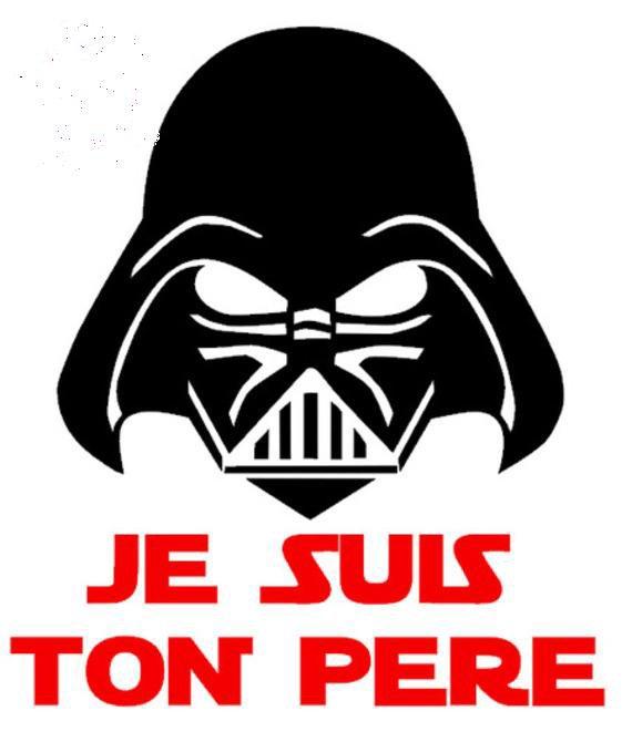 """Spécial """"JE SUIS TON PAIR(PÉRE)..."""" - Image n° 1/2 !..."""