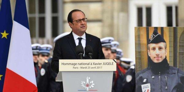 "Spécial ""HOMMAGE NATIONAL À XAVIER JUGELÉ..."" - Image n° 1/2 !..."