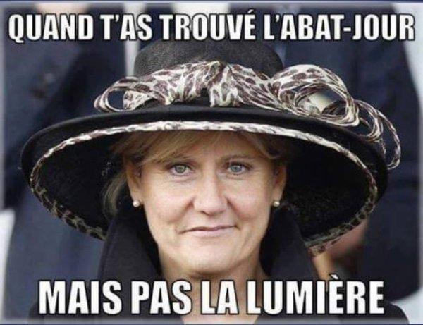 Nadine MORANO !...