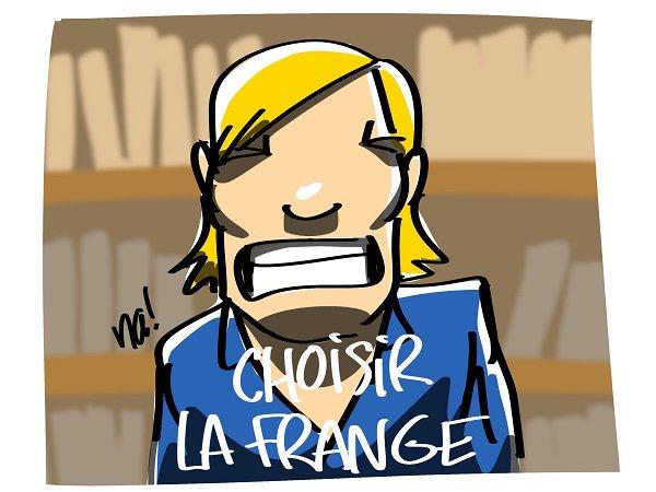 """Spécial """"Emmanuel Macron & Marine Le Pen, nouvelles affiches et nouveaux slogans..."""" - Image n° 4/4 !..."""
