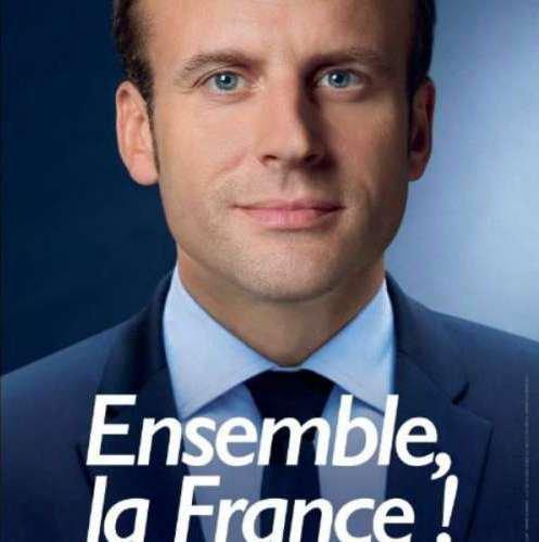 """Spécial """"Emmanuel Macron & Marine Le Pen, nouvelles affiches et nouveaux slogans..."""" - Image n° 2/4 !..."""