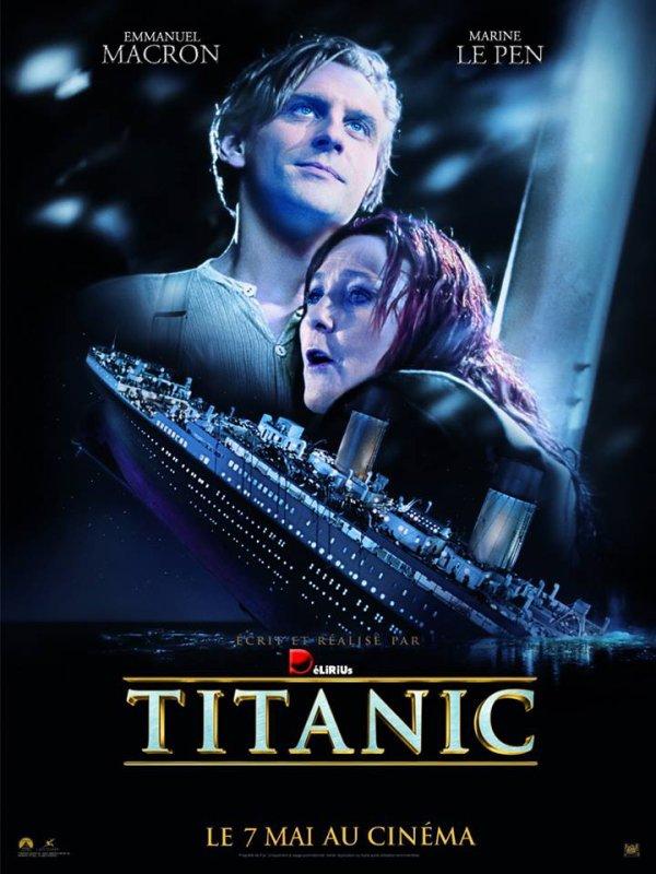 """Spécial """"CINÉMA : La saga Titanic & la politique française..."""" - Image n° 6/6 !..."""