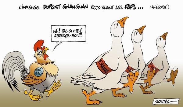"""Spécial """"Quand Dupont-Aignan change d'avis..."""" - Image n° 2/2 !..."""