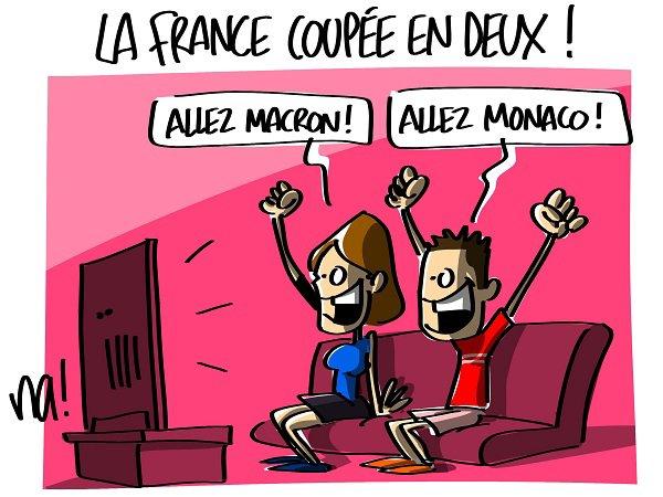 """Spécial """"LA FRANCE COUPÉE EN DEUX..."""" - Image n° 4/4 !..."""