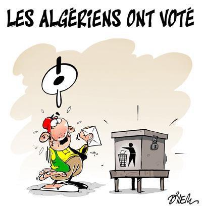 """Spécial """"Les élections législatives, en Algérie..."""" - Image n° 2/2 !..."""