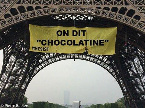 """Spécial """"De Greenpeace  à la chocolatine..."""" - Image n° 4/4 !..."""
