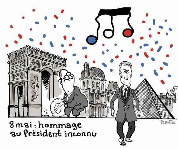 "Spécial ""8 MAI : HOMMAGE AU PRESIDENT INCONNU..."" - Image n° 3/3 !..."