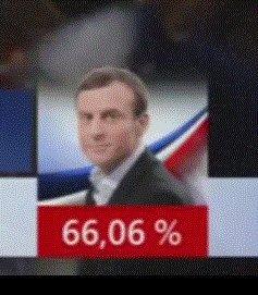 """Spécial """"Christine Boutin s'inquiète du """"666"""" dans le résultat de Macron..."""" - Image n° 3/4 !..."""