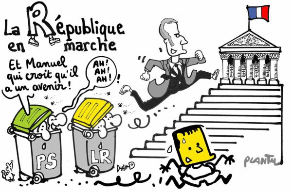 "Spécial ""MANUEL VALLS CANDIDAT D'EN MARCHE..."" - Image n° 2/2 !..."