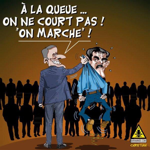 """Spécial """"Législatives : Valls se déclare candidat sous l'étiquette La République en marche..."""" - Image n° 2/2 !..."""