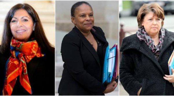 """Spécial """"Anne Hidalgo, Martine Aubry et Christiane Taubira lancent un """"mouvement d'innovation..."""" - Image n° 1/2 !..."""