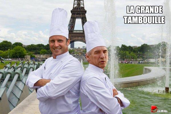 """Spécial """"LES GRANDES TAMBOUILLES..."""" - Image n° 2/2 !..."""