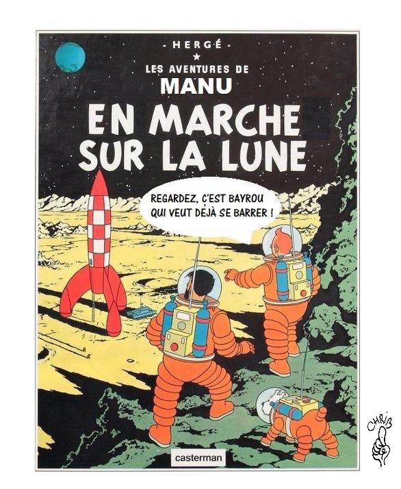 """Spécial """"ON A MARCHE(É) SUR LA LUNE..."""" - Image n° 2/2 !..."""