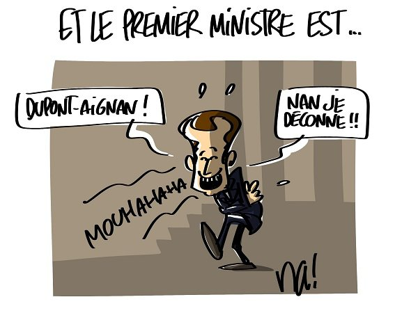 """Spécial """"Dupont-Aignan nommé Premier ministre ?..."""" - Image n° 2/2 !..."""