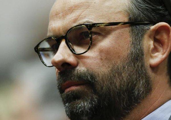 """Spécial """"Edouard Philippe, nouveau premier ministre..."""" - Image n° 1/2 !..."""