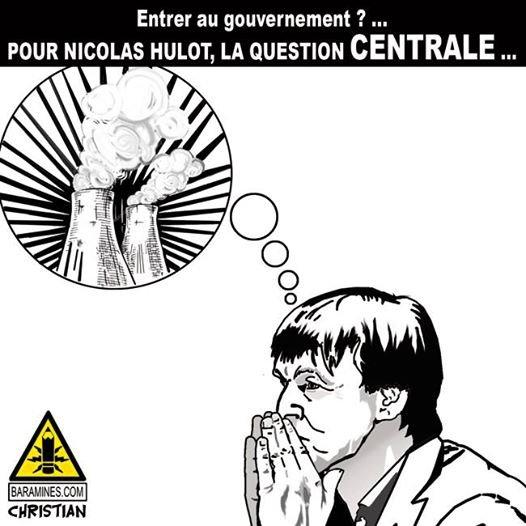 """Spécial """"Nicolas Hulot pourrait intégrer le gouvernement mercredi..."""" - Image n° 2/2 !..."""