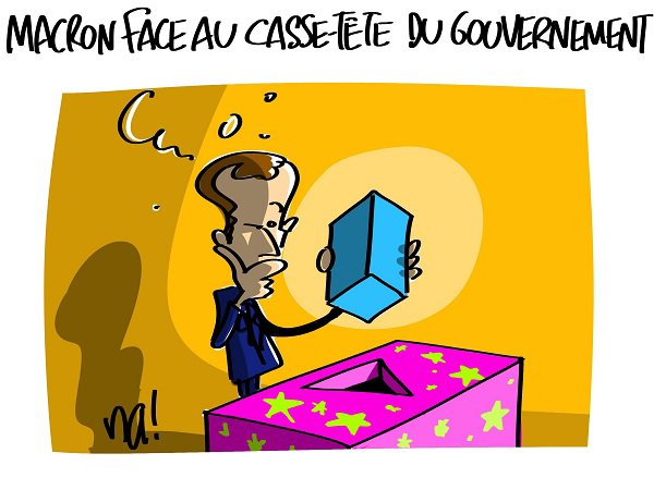 "Spécial ""Le gouvernement : On attend toujours !... - Image n° 3/3 !..."