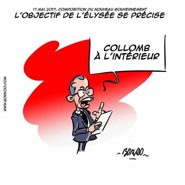 """Spécial """"COLLOMB À L'INTÉRIEUR..."""" - Image n° 2/2 !..."""