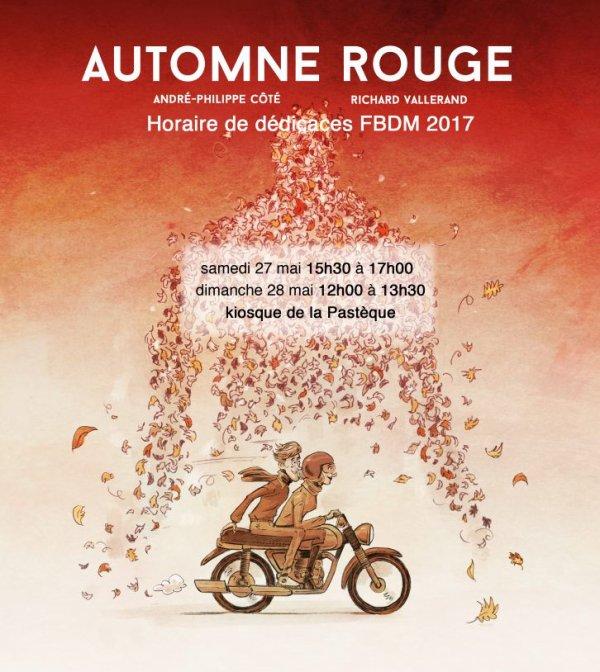 André-Philippe Côté dessinateur !...