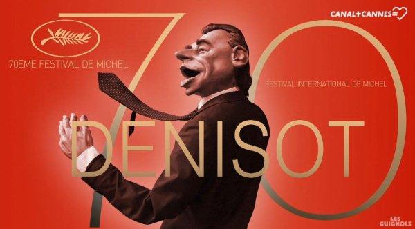 """Spécial """"70 ème FESTIVAL DE CANNES - L'AFFICHE..."""" - Image n° 2/2 !..."""
