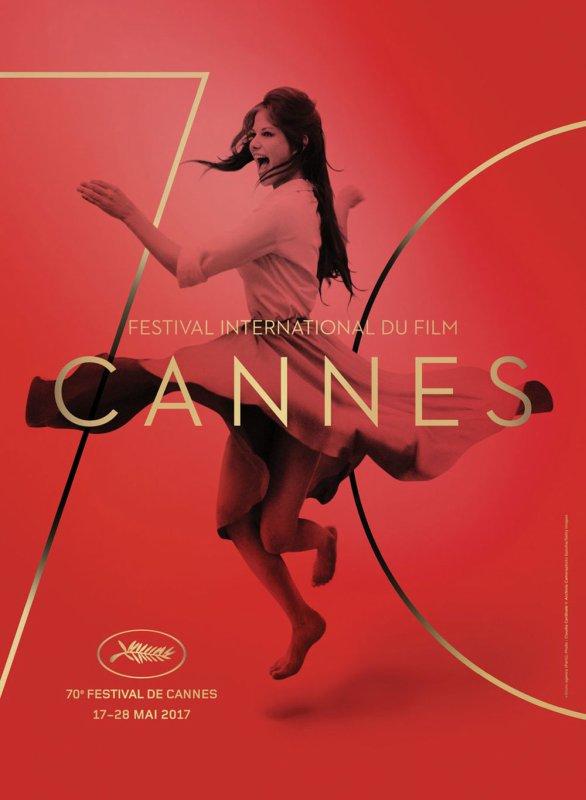 """Spécial """"70 ème FESTIVAL DE CANNES - L'AFFICHE..."""" - Image n° 1/2 !..."""