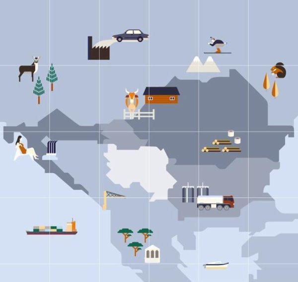 carte de l'ouest de la France !...