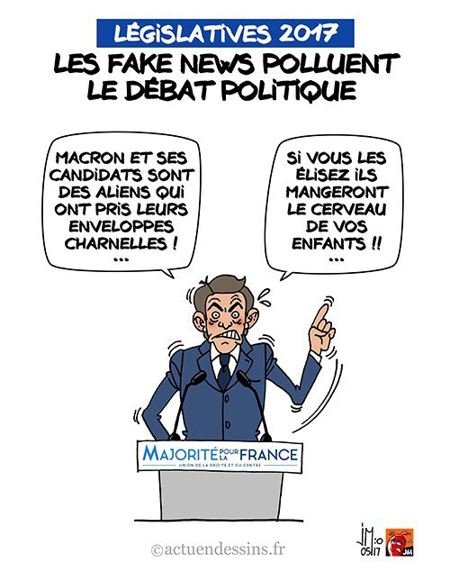 """Spécial """"Fake news dans la politique..."""" - Image n° 3/3 !..."""