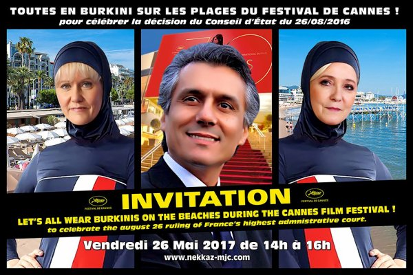 """Spécial """"POUR OU CONTRE LE BURKINI ?..."""" - Image n° 2/2 !..."""