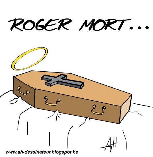 """Spécial """"ROGER MOORE EST MORT ..."""" - Image n° 2/2 !..."""