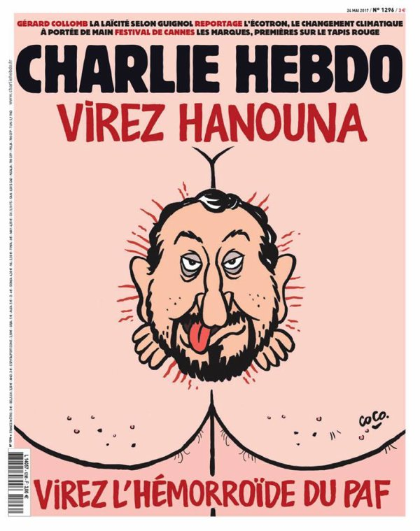 "Spécial ""CHARLIE HEBDO ..."" - Une n° 1/2 !..."