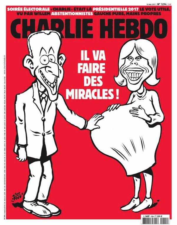 "Spécial ""CHARLIE HEBDO ..."" - Une n° 2/2 !..."