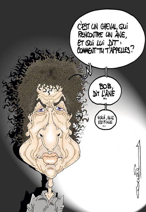 David Gouzil, dessin de presse !...