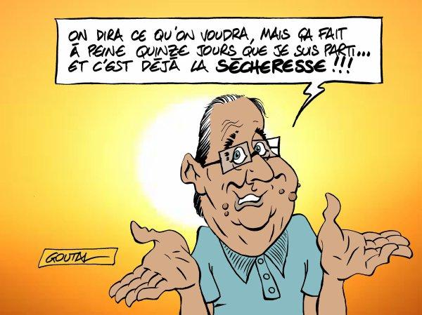"""Spécial """"La sécheresse continue de frapper la France..."""" - Image n° 2/2 !..."""