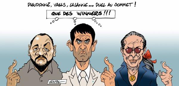 """Spécial """"Pléthore de candidats dans la circonscription de Manuel VALLS..."""" - Image n° 2/2 !..."""