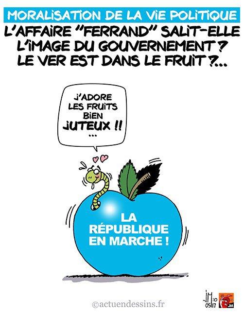 """Spécial """"Moralisation de la vie politique..."""" - Image n° 2/2 !..."""