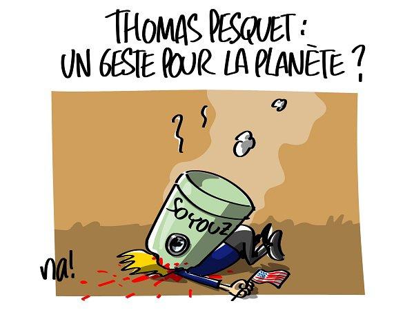"""Spécial """"THOMAS PASQUET, LE RETOUR..."""" - Image n° 2/2 !..."""