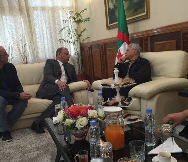 """Spécial """"Algérie : le retour de Chakib Khelil enterre les scandales de corruption..."""" - Image n° 1/2 !..."""