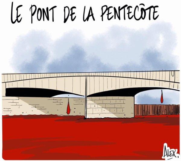 """Spécial """"LONDRES, Du rouge dessus & dessous London Bridge..."""" - Image n° 2/2 !..."""