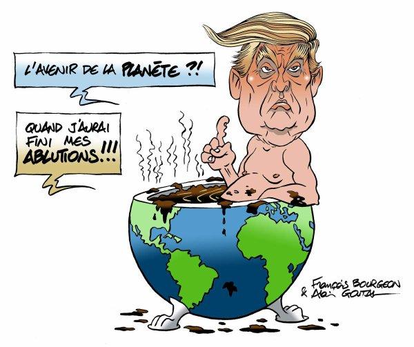 """Spécial """"Retrait de l'accord de Paris : et si Trump avait rendu service au climat ?..."""" - Image n° 2/2 !..."""
