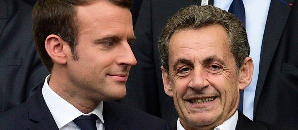 """Spécial """"Sarkozy bluffé par Macron..."""" - Image n° 1/2 !..."""