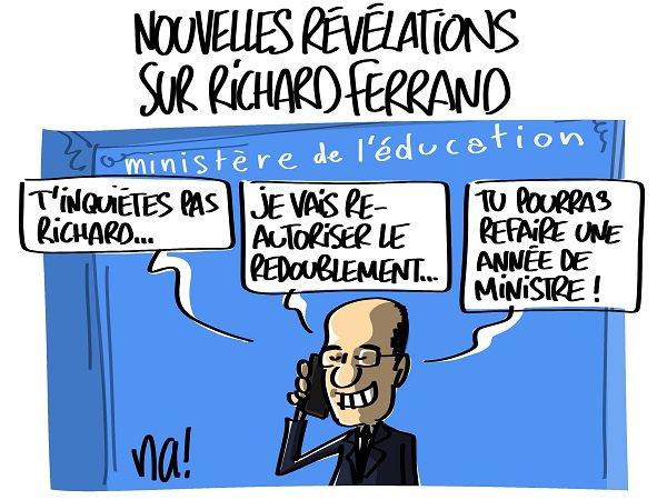 """Spécial """"Affaire Richard Ferrand : encore des révélations..."""" - Image n° 2/2 !..."""