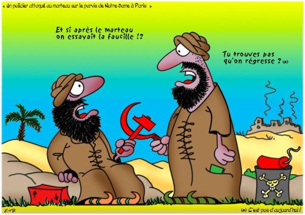 """Spécial """"ARTICLES ASSOCIÉS : Faucille & Marteau..."""" - Image n° 3/3 !..."""