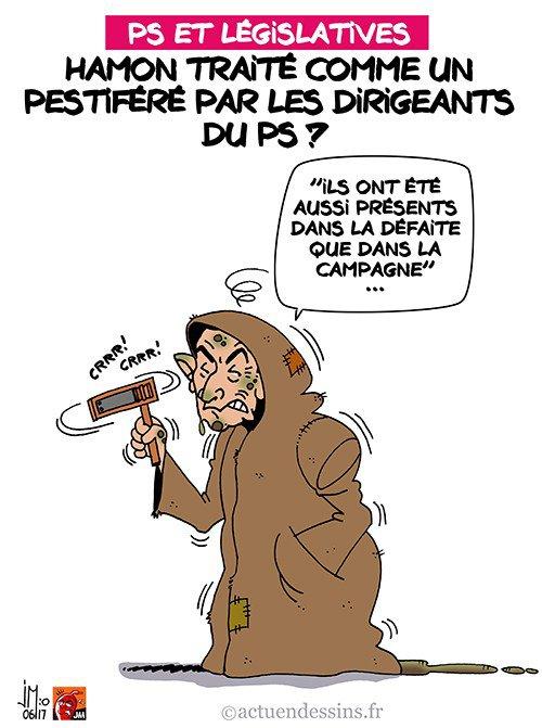 """Spécial """"Les pestiférés, ces hommes politiques malades de la peste..."""" - Image n° 3/3 !..."""
