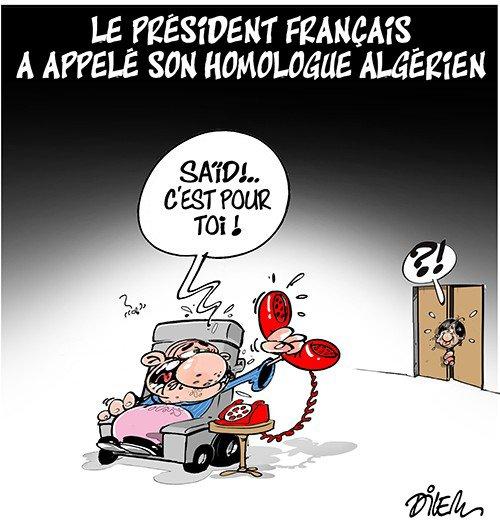 """Spécial """"Petite discussion entre présidents.."""" - Image n° 2/2 !..."""